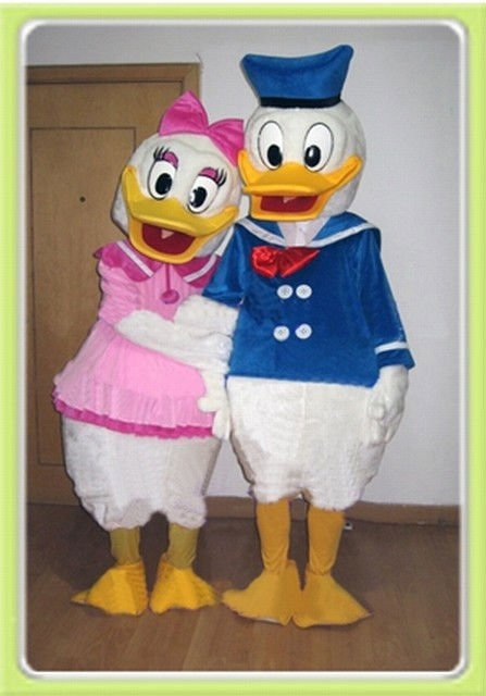 Disney  Donald  Daisy Duck  Event Mascots Costume Hire