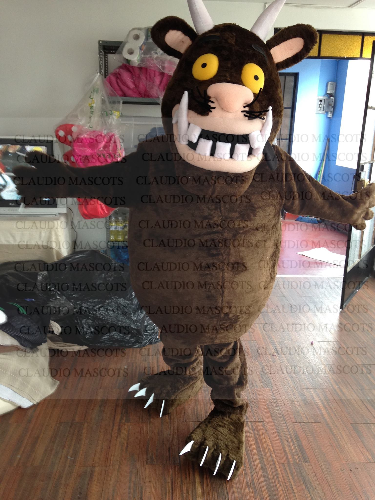 Gruffalo Event Mascots Costume Hire