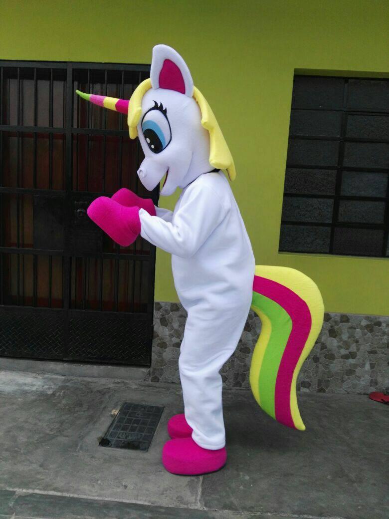 Unicorn Mascot Event Mascots Costume Hire